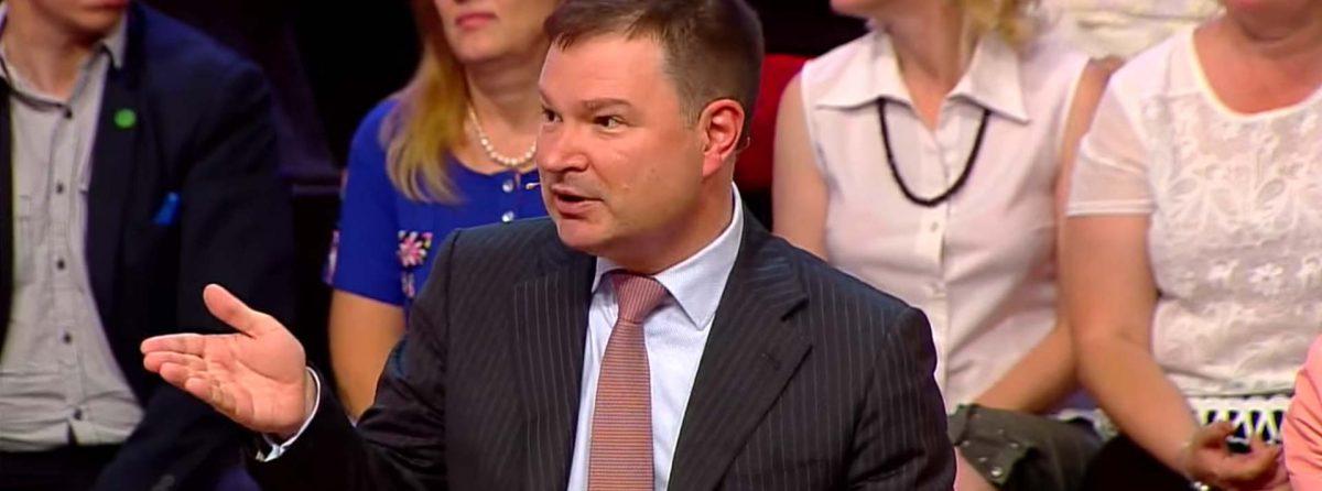 Константин Свитнев выступил в программе «Прямой эфир»
