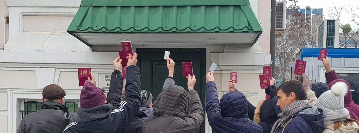 Испанское консульство в Киеве проведет перерегистрацию суррогатных детей с помощью теста ДНК